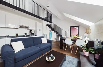 MH Apartments River Prague - фото 5