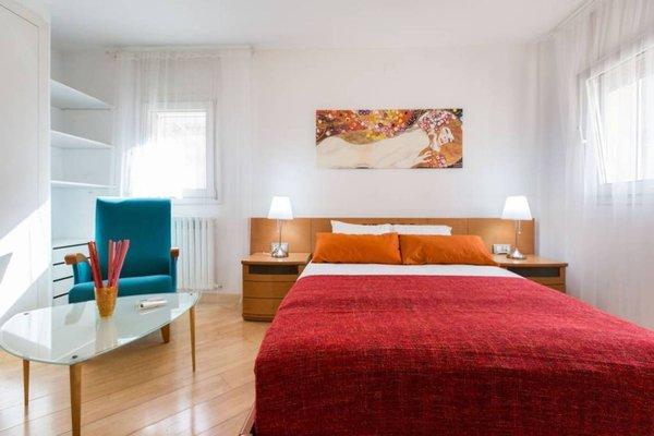 Vila Olimpica Apartment - фото 14