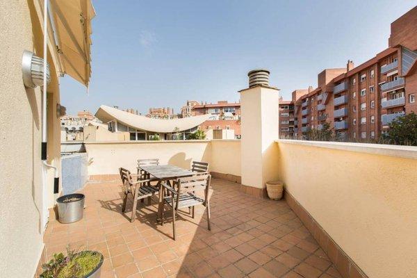 Vila Olimpica Apartment - фото 18