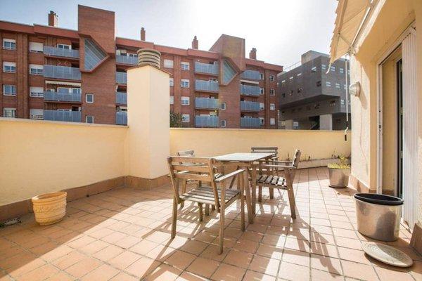 Vila Olimpica Apartment - фото 20