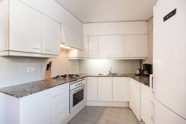 Vila Olimpica Apartment - фото 7