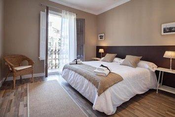 Habitat Apartments Barcelona Balconies