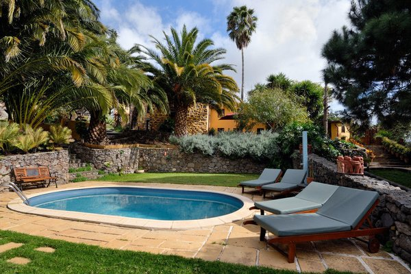 Casa Rural El Borbullon - фото 13