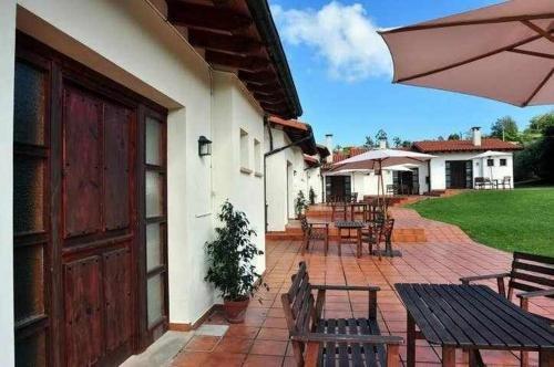 Apartamentos La Casona de Terienzu - фото 16