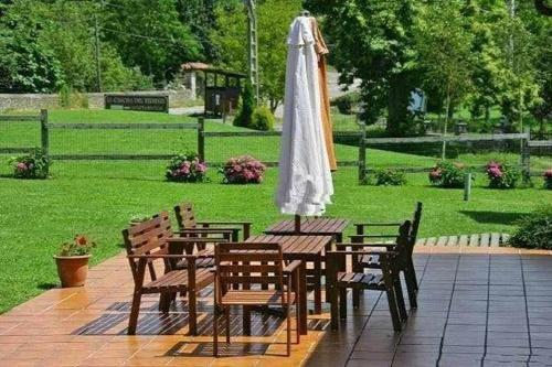 Apartamentos La Casona de Terienzu - фото 8