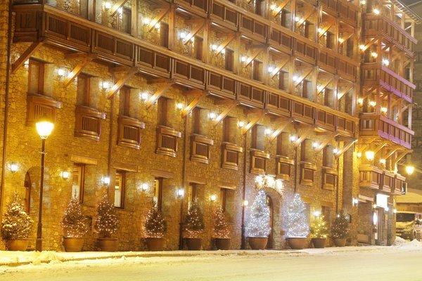 Hotel Xalet Montana - фото 23