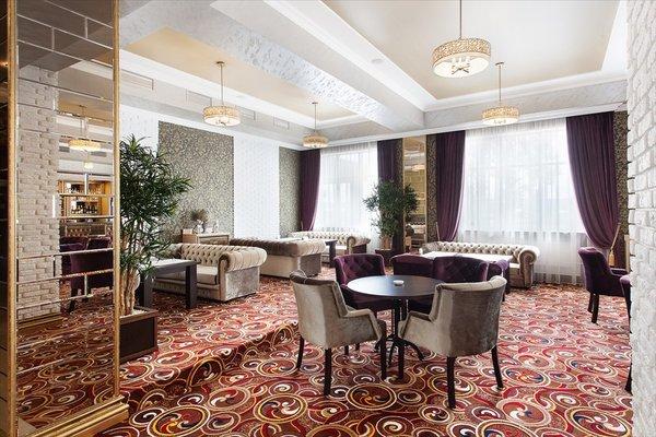 Бизнес отель Маск - фото 14