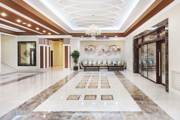 Бизнес отель Маск - фото 17