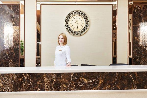 Бизнес отель Маск - фото 22