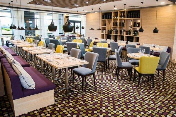 Best Western Premier Sofia Airport Hotel - фото 12