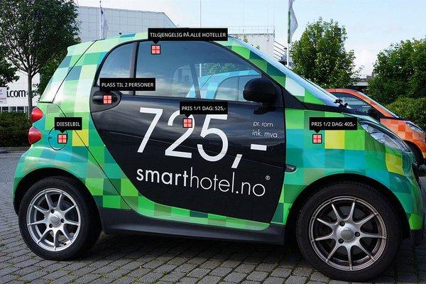 Smarthotel Tromso - фото 21