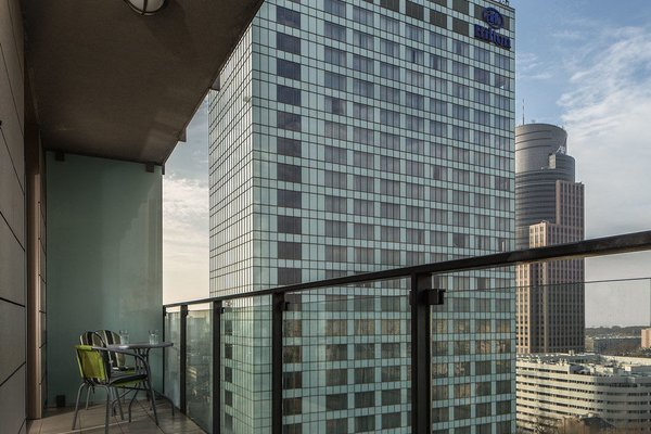 Chopin Apartments - Platinum Towers - фото 22