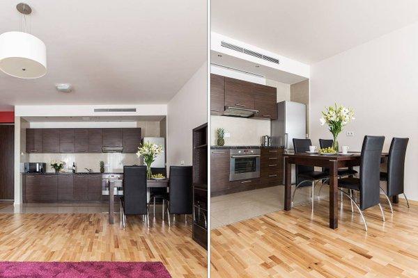 Chopin Apartments - Platinum Towers - фото 6