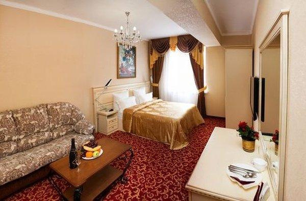 Уют Ripsime Отель - фото 4