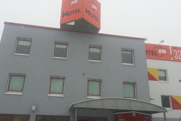 Motel 24h Mannheim - фото 10