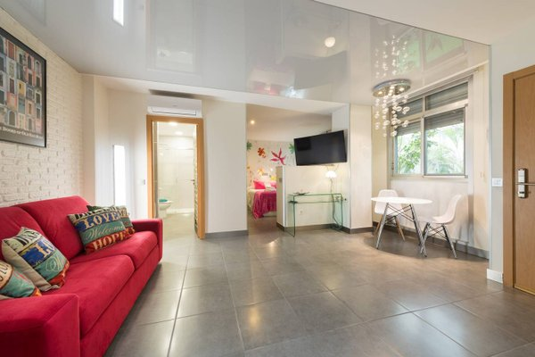 Suites Garden Loft Velazquez - фото 8