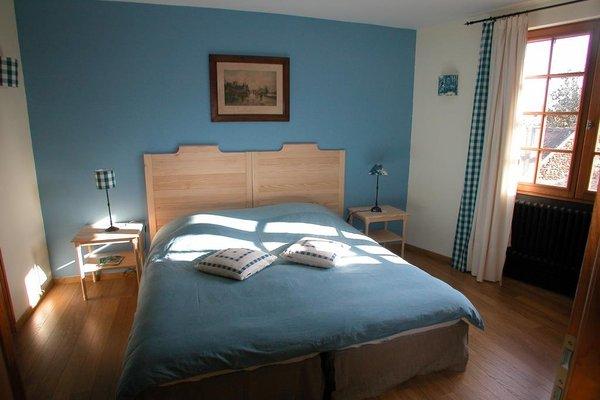 Chambres d'hotes Les Marronniers - фото 12