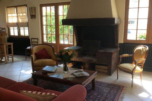 Chambres d'hotes Les Marronniers - фото 2