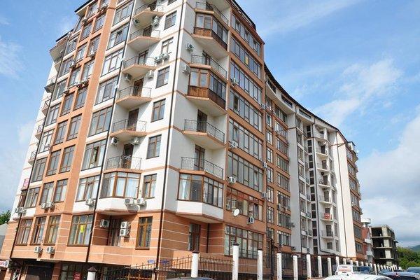 Apartment On Turisticheskaya 4A - фото 16