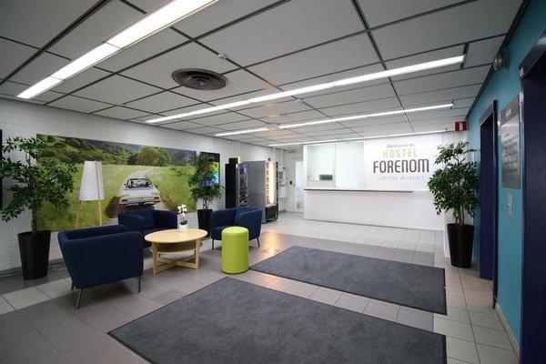 Forenom Hostel Vantaa Airport - фото 13
