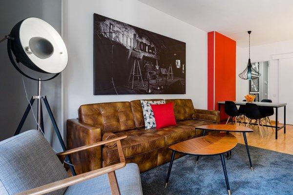 Habitat Apartments Jazz - фото 14