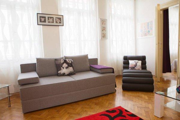 Apartment Perlova - фото 10