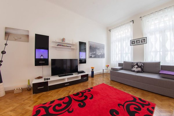 Apartment Perlova - фото 8