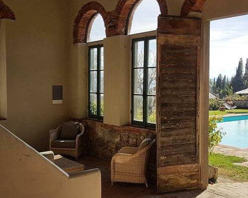 Castello di Cafaggio - фото 16