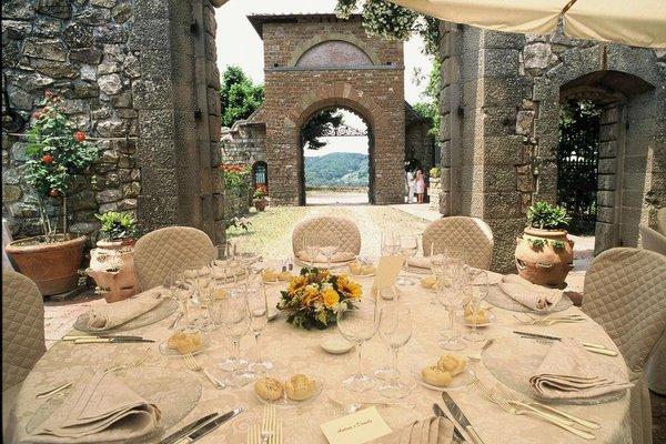 Castello di Cafaggio - фото 21