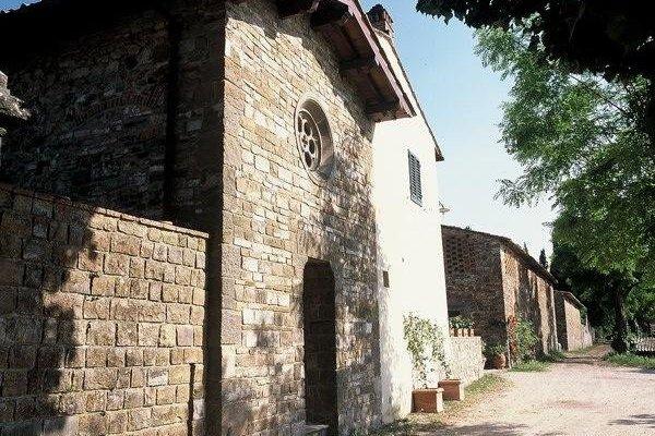 Castello di Cafaggio - фото 23
