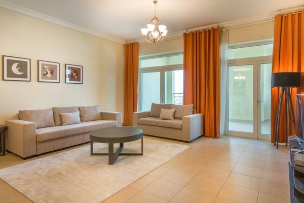 Bespoke Residences - Shoreline Al Haseer - фото 15