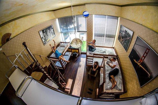 Aquarius Hostel - фото 7