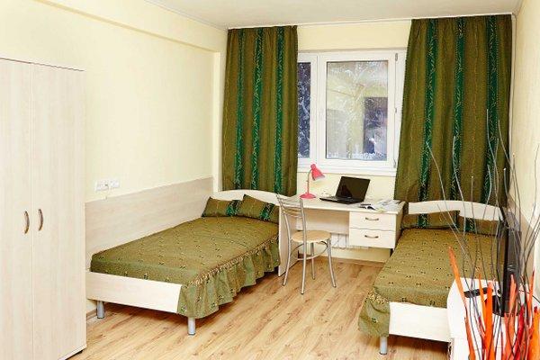 Отель Старгород - фото 16