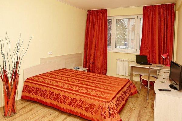Отель Старгород - фото 1