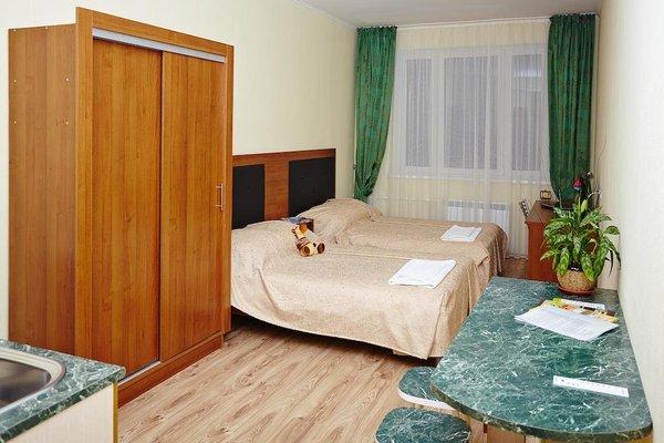 Отель Старгород - фото 4