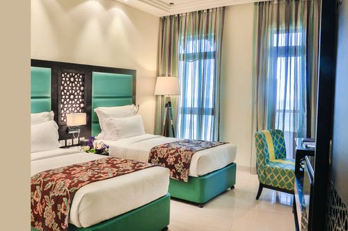 The Ajman Palace Hotel - фото 27