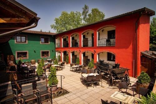 Hotel & Steak House Hacienda La Bodega - фото 21