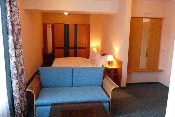 Hotel Garni Zum Eichwerder - фото 1
