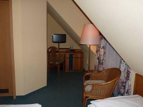 Hotel Garni Zum Eichwerder - фото 19