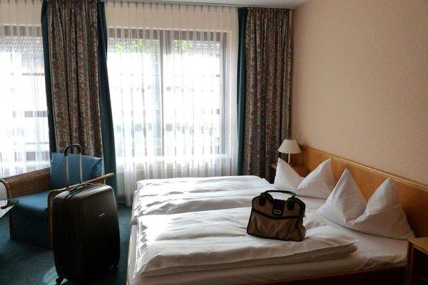 Hotel Garni Zum Eichwerder - фото 2