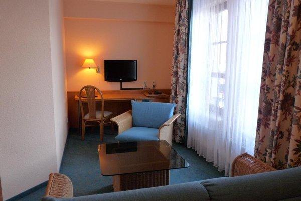 Hotel Garni Zum Eichwerder - фото 4