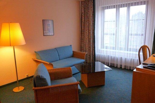 Hotel Garni Zum Eichwerder - фото 7