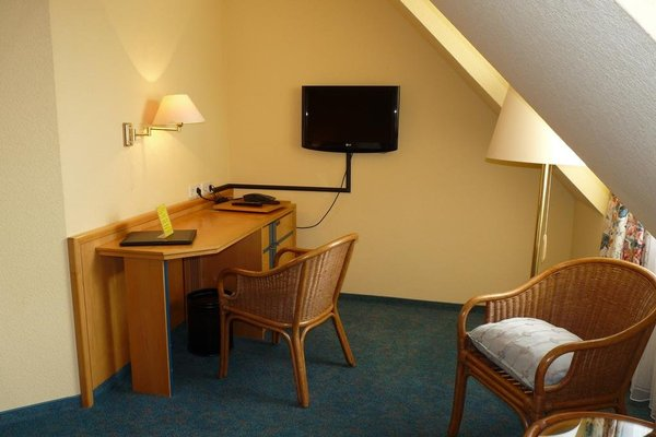 Hotel Garni Zum Eichwerder - фото 8