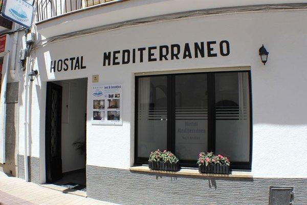Hostal Mediterraneo - фото 21