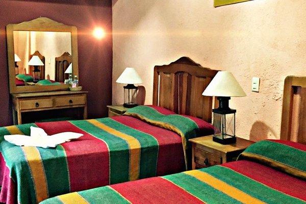 Hotel Del Callejon Morelia - фото 50