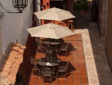 Hotel Del Callejon Morelia - фото 11