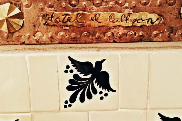Hotel Del Callejon Morelia - фото 13