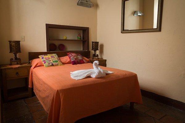Hotel Del Callejon Morelia - фото 2