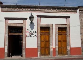Hotel Del Callejon Morelia - фото 22