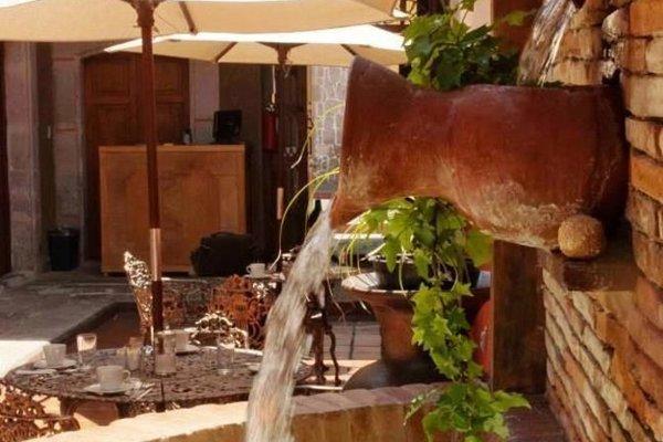 Hotel Del Callejon Morelia - фото 23